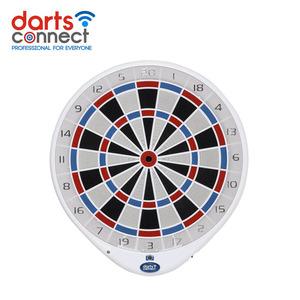 다트커넥트 전자보드 Darts Connect Online Dart Board - White
