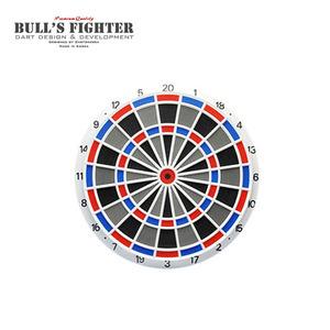 Bull's Fighter soft board - Live color (소프트다트보드)